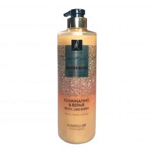 Master Blend Illumination&Repair Shampoo Elastine