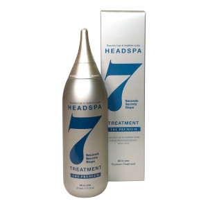 7 Second Treatment Head Spa