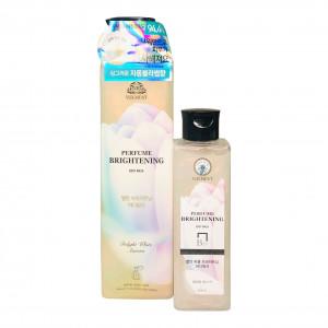 Parfume Brightening White Musk Body Wash Veilment
