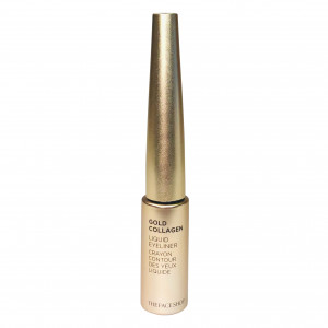 Liquid Eye Liner Gold Collagen The Face Shop