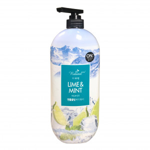 Lime&Mint Body Wash The Natural Plus