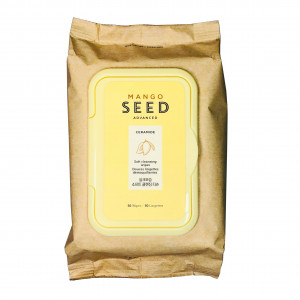 Soft Cleansing Wipes Mango Seed The Face Shop