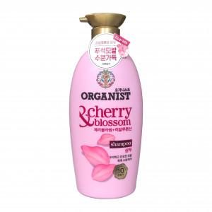 Organist Cherry Blossom Shampoo Elastine