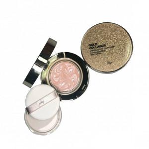 Gold Collagen Ampoule Glow Foundation The Face Shop