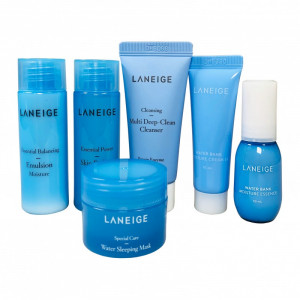Moisture Care Travel Kit Laneige