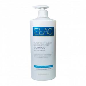 Scalp Deep Clean Dandruff-Free Shampoo Elas Professional Elastine