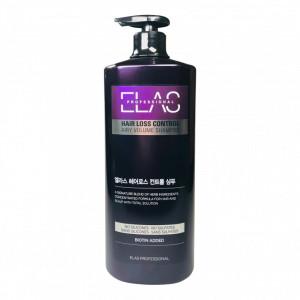 Hair Loss Control Airy Volume Shampoo Elas Professional Elastine