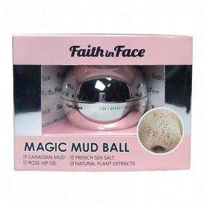 Magic Mud Ball Faith in Face