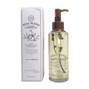 Real Blend Calming Cleansing Oil The Face Shop