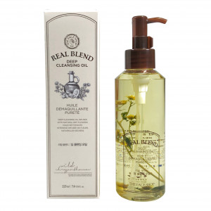 Real Blend Deep Cleansing Oil The Face Shop