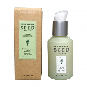 Antioxidant Serum Green Natural Seed The Face Shop