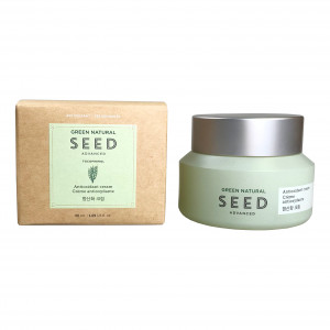 Antioxidant Cream Green Natural Seed The Face Shop
