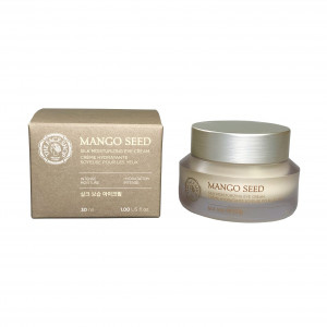 Mango Seed Silk Moisturizing Eye Cream The Face Shop