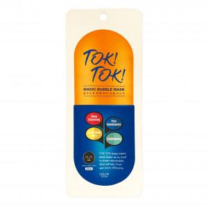 Tok! Tok! Bubble Mask Color Dream