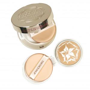 Gold Collagen Ampoule Glow Foundation (запасной блок) The Face Shop