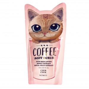 Coffee Body Scrub Chok Chok