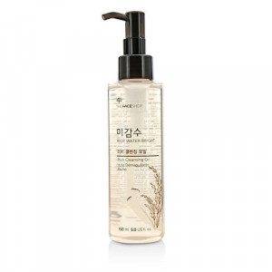 Rice Water Bright Cleansing Rich Oil The Face Shop