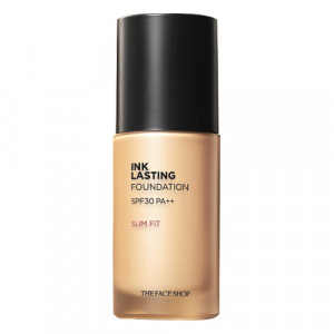Lasting Foundation Slim Fit SPF30 The Face Shop