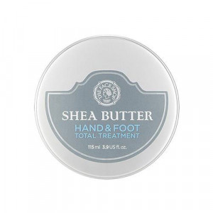 Shea Butter Hand&Foot Total Treatment The Face Shop