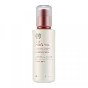 Pomegranate&Collagen Volume Lifting Serum The Face Shop