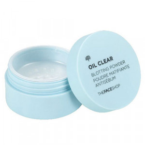Oil Clear Blootting Powder The Face Shop
