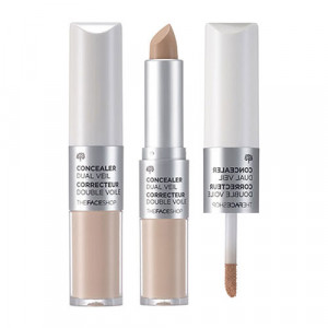 Concealer Dual Veil The Face Shop