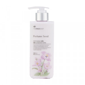 Perfume Seed Rich Body Milk The Face Shop