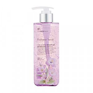 Parfume Seed Rich Creamy Shower Gel The Face Shop