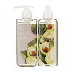 Avocado Body Wash The Face Shop