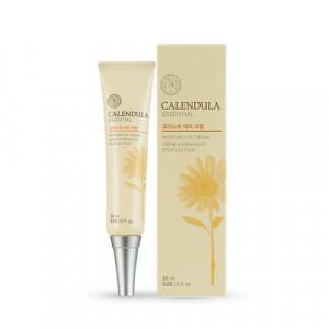Calendula Essential Moisture Eye Cream The Face Shop