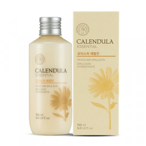Calendula Essential Moisture Emulsion The Face Shop