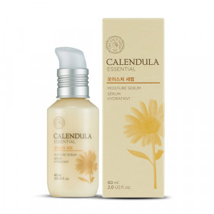 Calendula Essential Moisture Serum The Face Shop