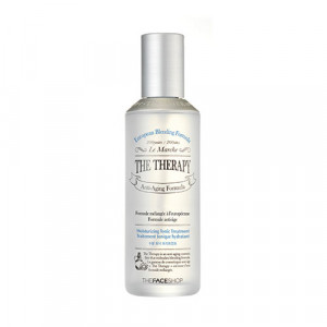 The Therapy Moisturizing Tonic Treatment The Face Shop