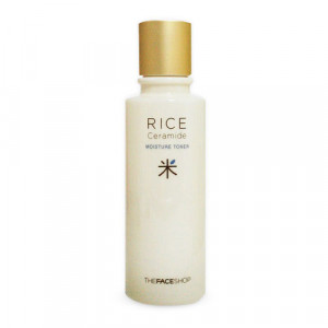 Rice&Ceramide Moisture Toner The Face Shop