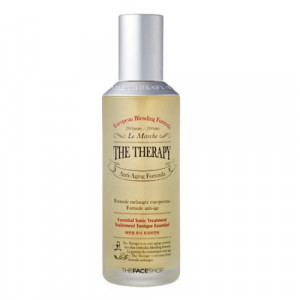 The Therapy Essential Tonic Treatment The Face Shop
