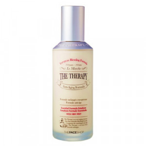 The Therapy Essential Formula Emulsion The Face Shop