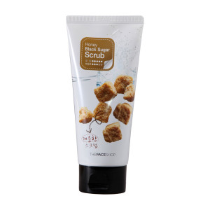 Honey Black Sugar Scrab The Face Shop