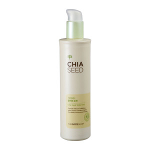 Chia Seed Watery Toner The Face Shop