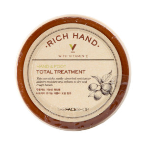 Hands & Foot Total Treatmant The Face Shop