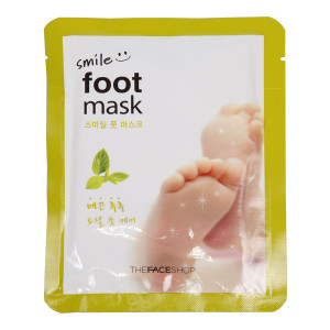 Smile Foot Mask The Face Shop