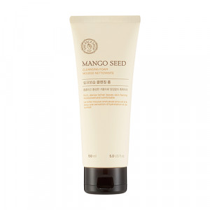 Mango Seed Cleansing Foam The Face Shop