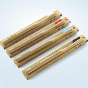 Бамбуковые зубные щётки White Smile