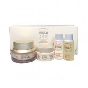 The Therapy Oil Blending Cream Special Set The Face Shop