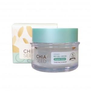 Chia Seed Sebum Control Moisture Cream (Super Size) The Face Shop