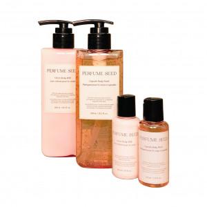 Parfume Seed Velvet Body Care Set The Face Shop