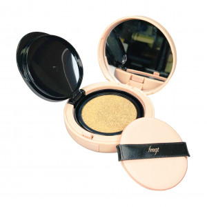Rosy Nude Lasting Cushion Free SPF 50+PA+++ The Face Shop